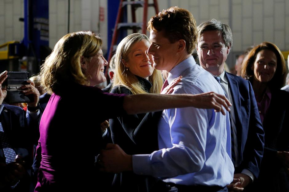 Joe Kennedy III | Author: REUTERS