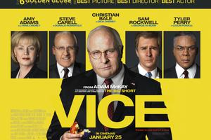 "Christian Bale kao Dick Cheney u filmu ""Vice"""