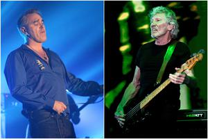 Morrissey i Roger Waters