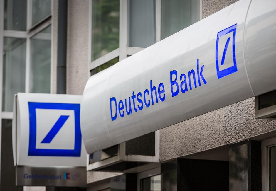 Deutsche bank | Author: DPA/PIXSELL