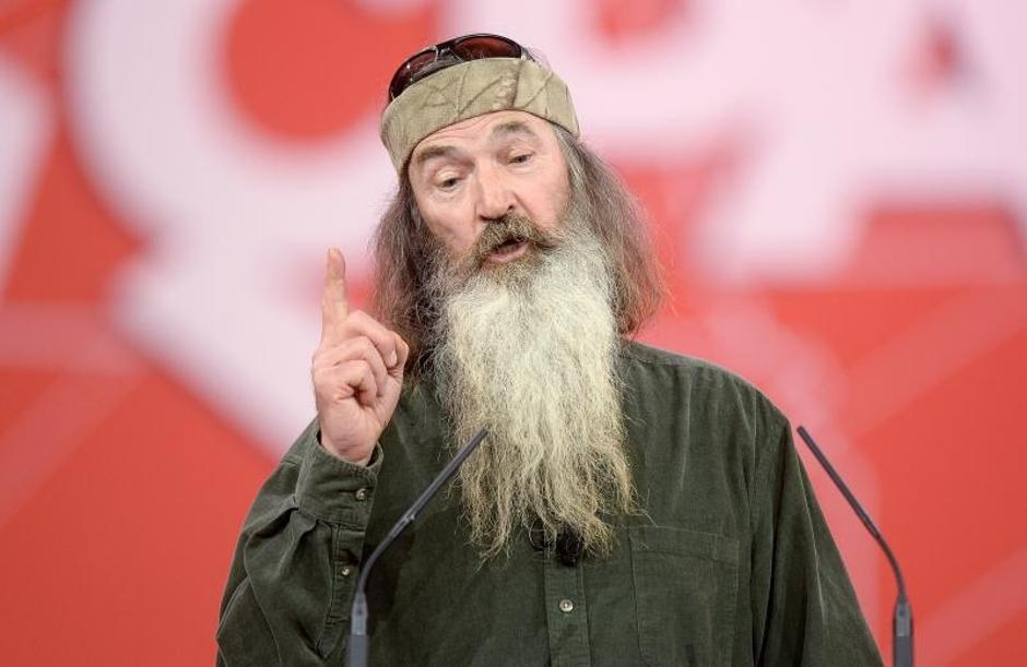 Phil Robertson | Author: Press Association/PIXSELL