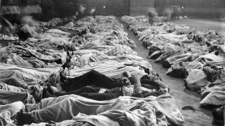 Mrtva tijela s Titanica