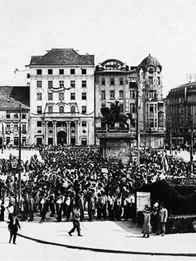Misterij Prosinackog Masakra Na Glavnom Trgu U Zagrebu Express