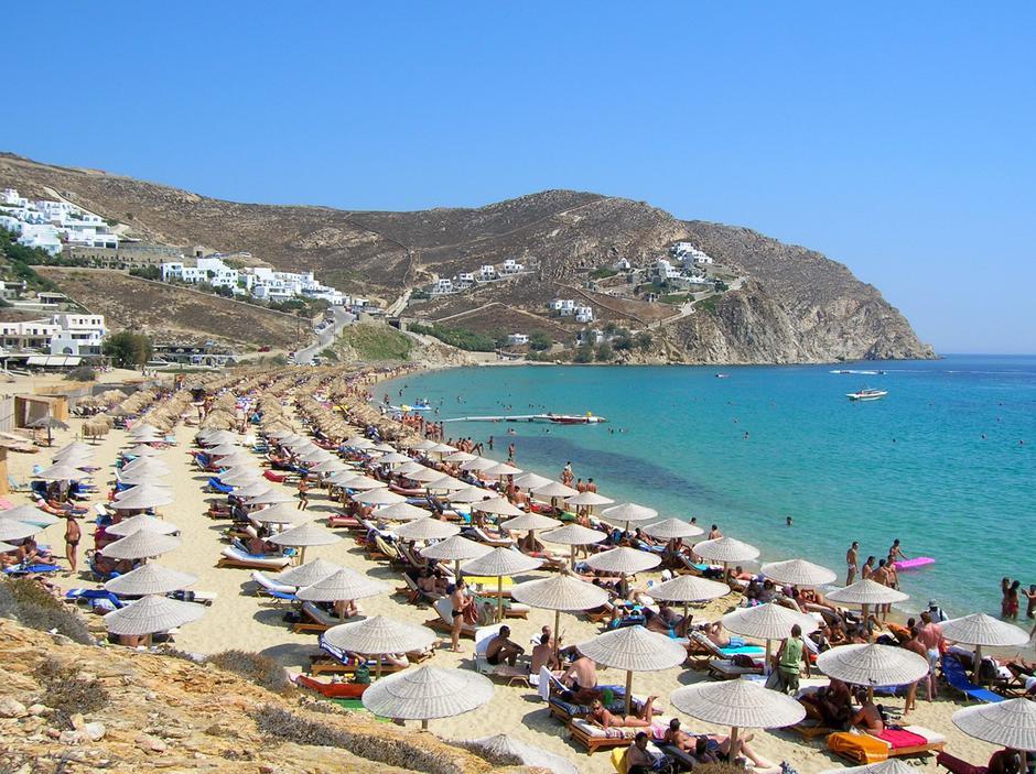 Grčki otok Mikonos | Author: Wikimedia Commons