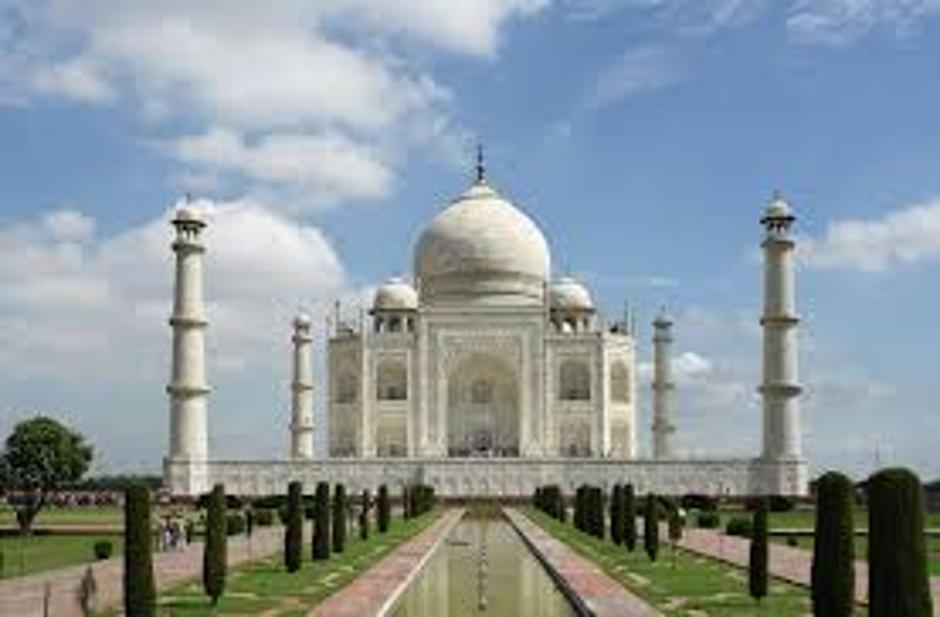 Taj Mahal | Author: Wikipedia