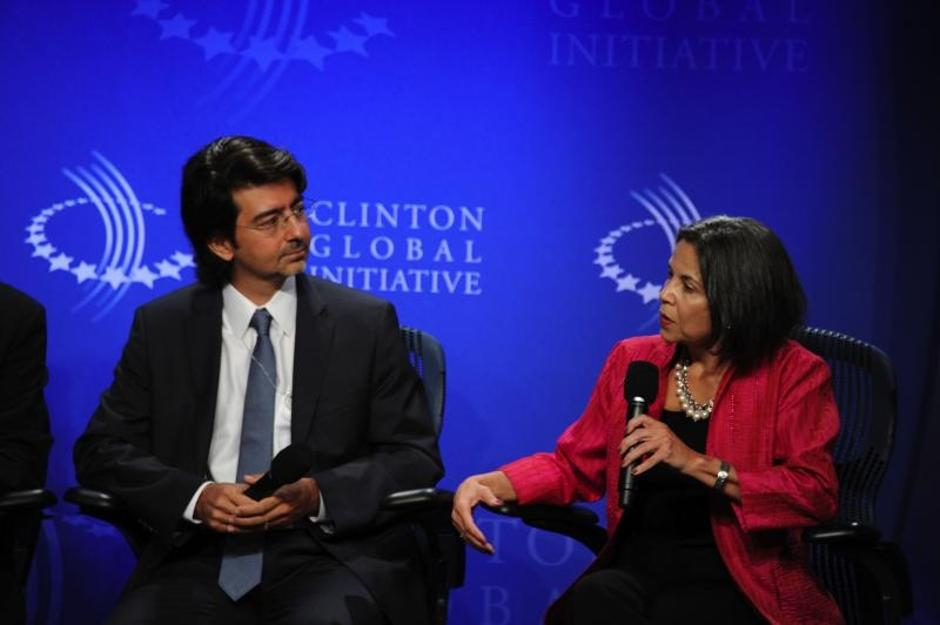 Pierre Omidyar | Author: Press Association/PIXSELL