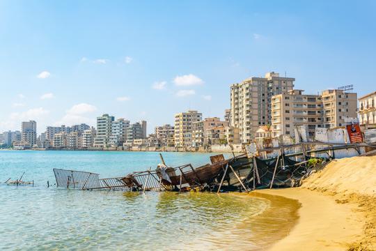Famagusta: Grad duhova bogatih i slavnih na Mediteranu