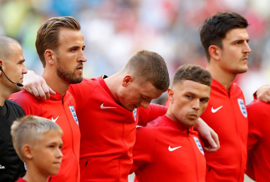 Kieran Trippier, član engleske nogometne reprezentacije | Author: Carlos Garcia Rawlins/REUTERS/PIXSELL