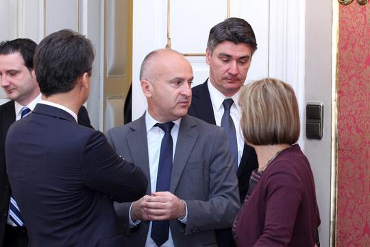 Predrag Matić i Zoran Milanović