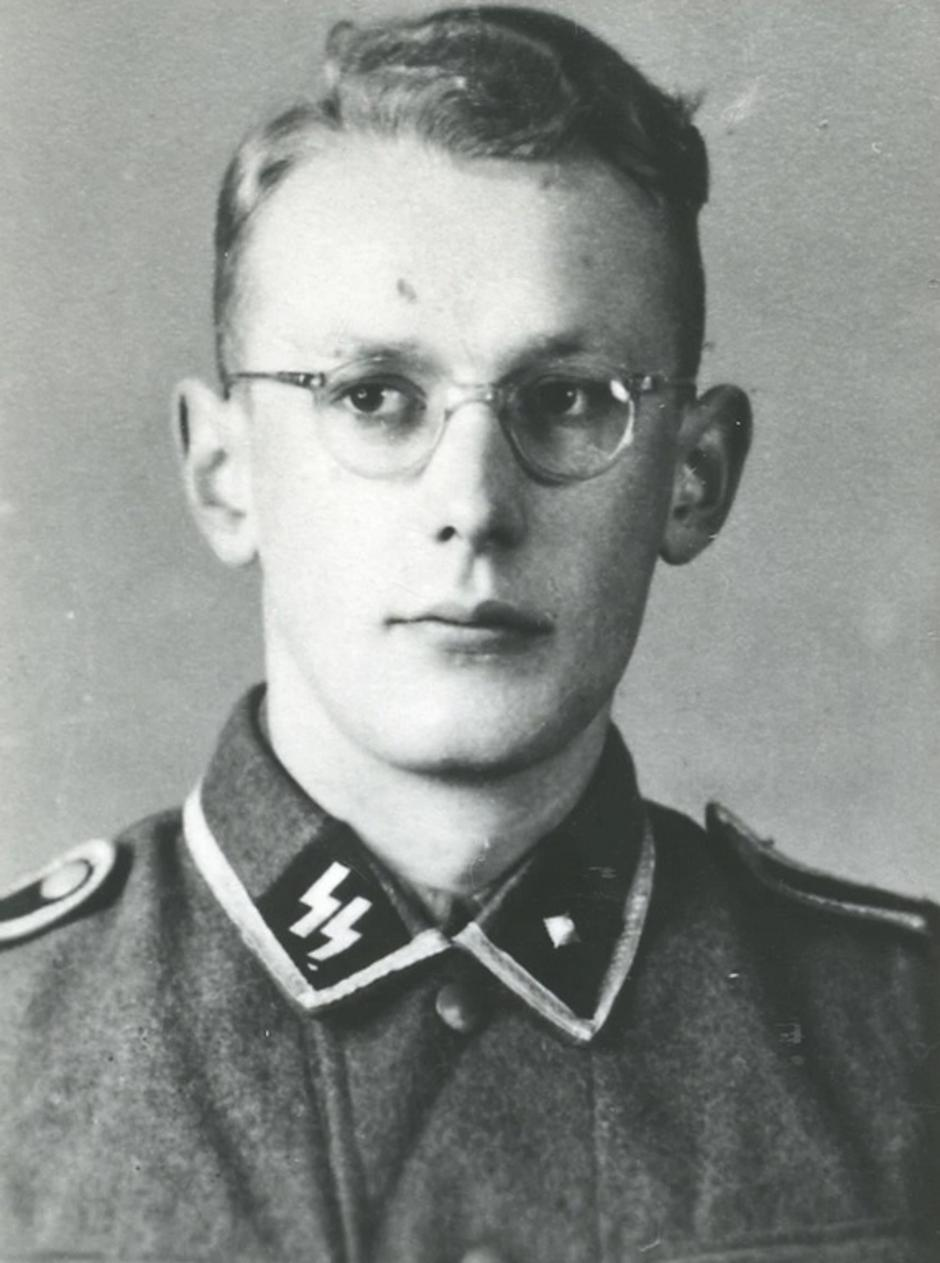 Oskar Groening | Author: Holocaust Museum