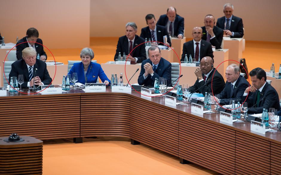 Skup G20 | Author: Bernd Von Jutrczenka/DPA/PIXSELL