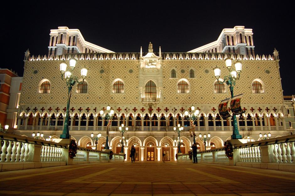 Hotel Venetian Macau | Author: Ken Wilson Lee/Flickr/CC BY 2.0