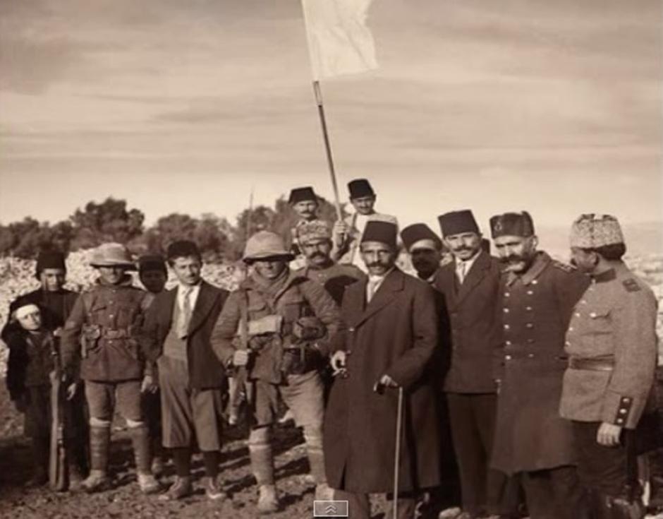 Turci u Prvom svjetskom ratu | Author: Youtube
