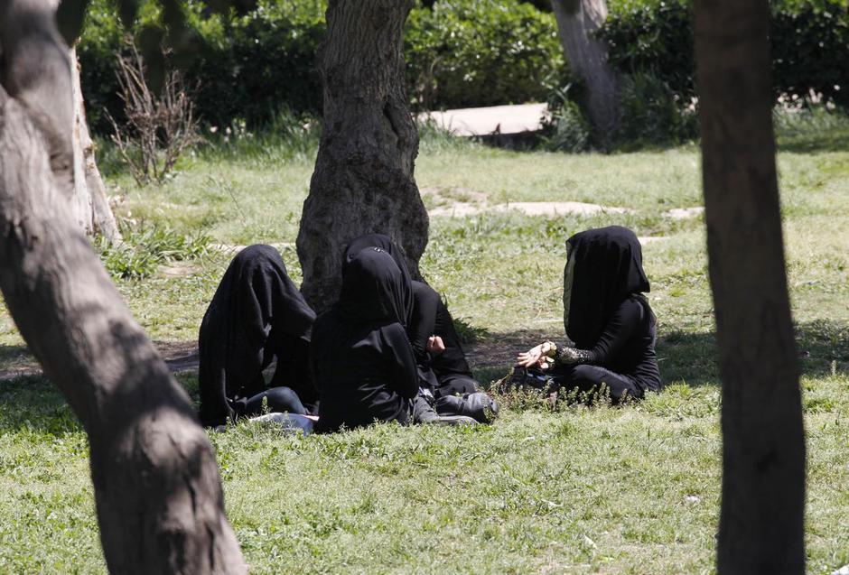 Žene koju su iz Europe pobjegle u Siriju i udale se za džihadiste | Author: REUTERS