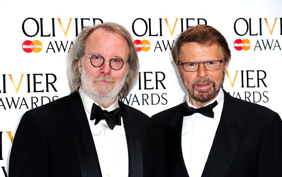 Bjorn Ulvaeus | Author: Press Association/PIXSELL