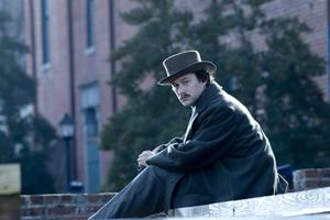 Joseph Gordon-Levitt kao Robert Lincoln u filmu Lincoln