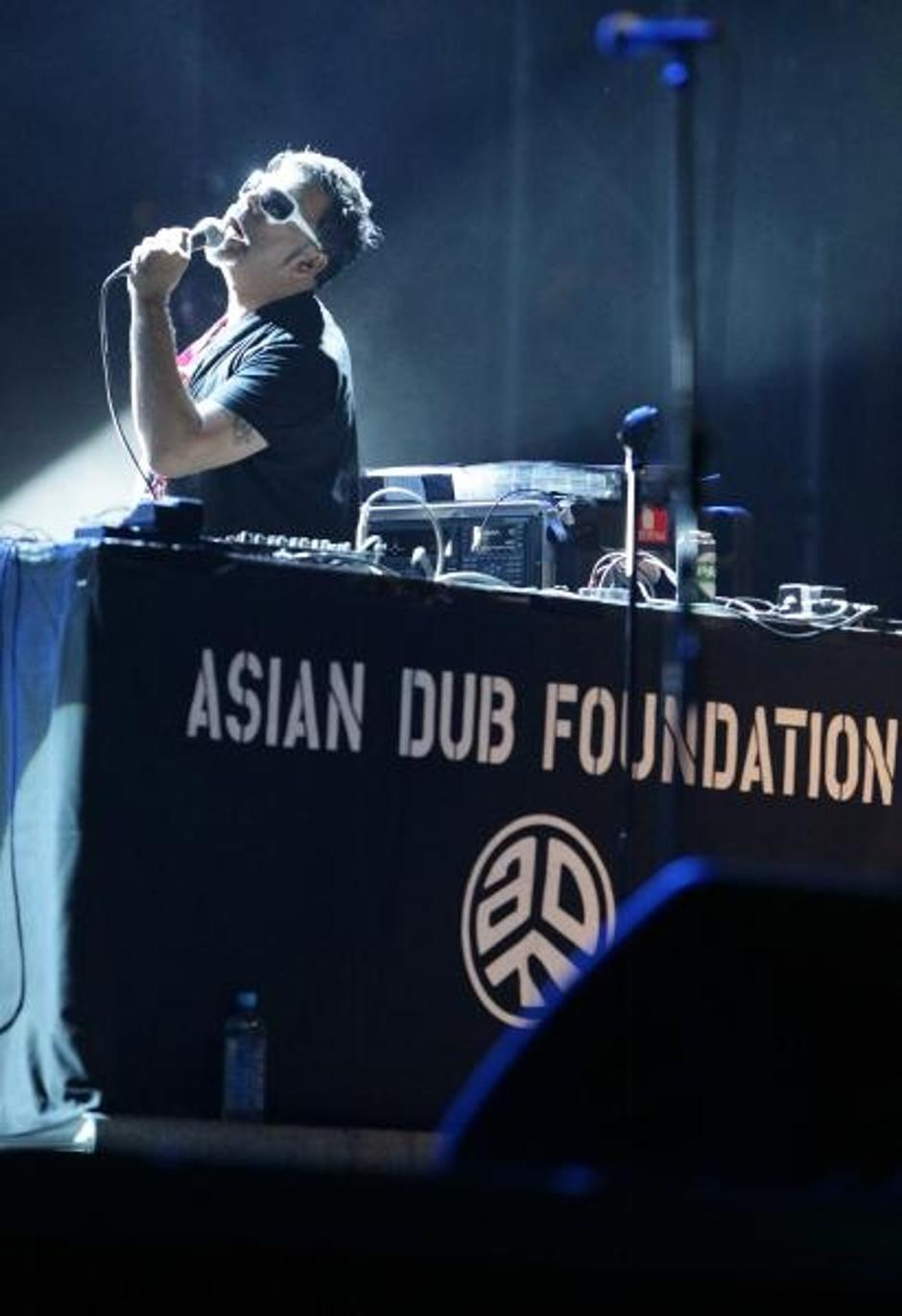 Asian Dub Fundation | Author: Marijan Susenj (PIXSELL)