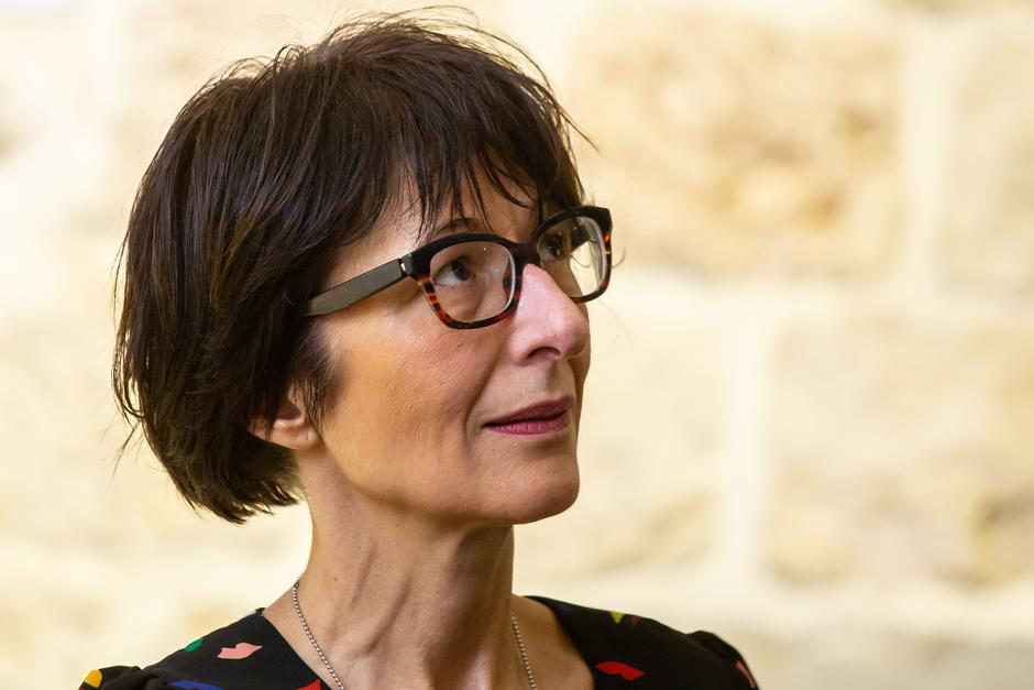 Florence Hartmann | Author: Grgo Jelavić/PIXSELL
