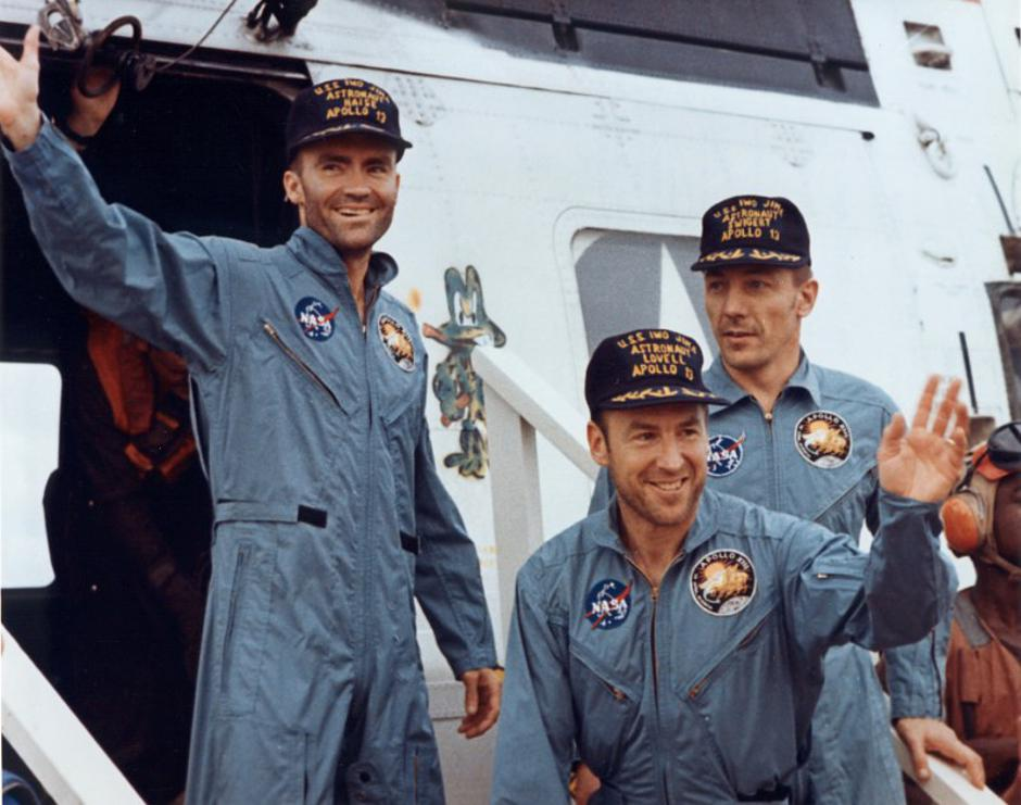 Apollo 13 posada | Author: Wikimedia Commons