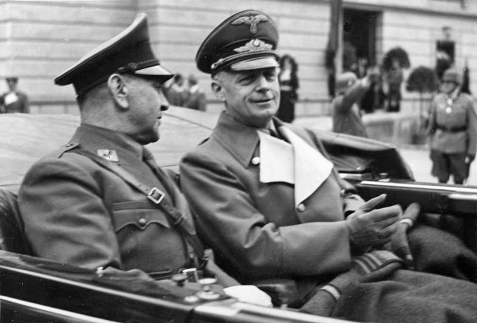Ante Pavelić i Joachim von Ribbentrop | Author: Bundesarchiv/ CC-BY-SA 3.0