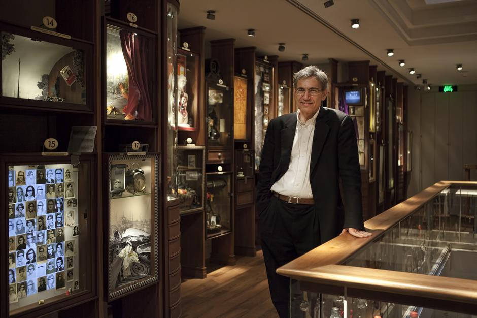 Orhan Pamuk u Muzeju nevinih u Istanbulu | Author: The Museum of Innocence/ CC BY 2,5