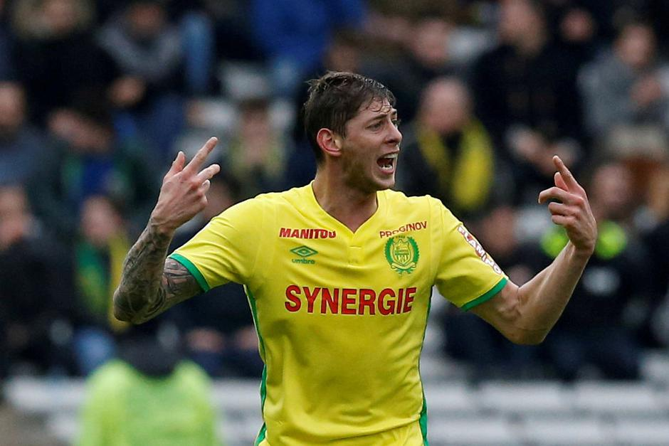 Emiliano Sala | Author: STEPHANE MAHE/REUTERS/PIXSELL