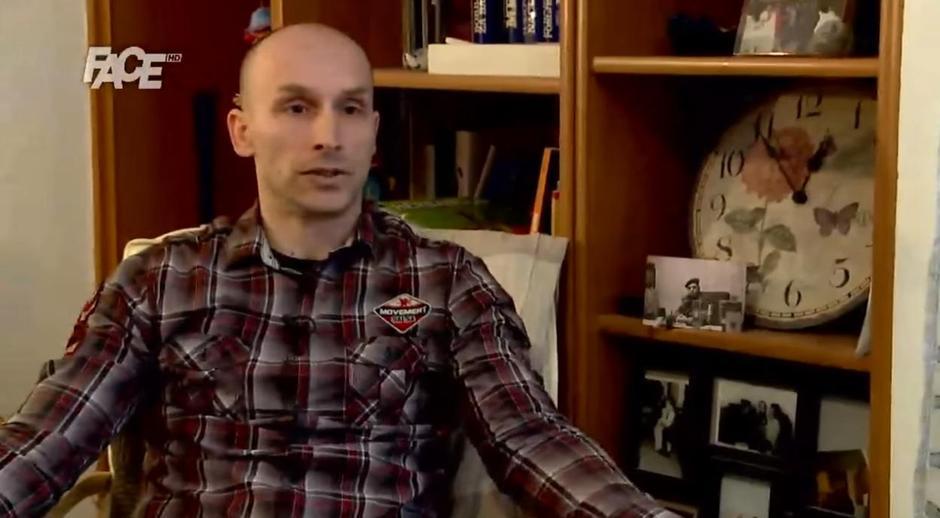 Sin Duje Šantić, neriješeno ubojstvo generala HVO-a Vlade Šantića iz 1995. | Author: YouTube/FACE HD TV