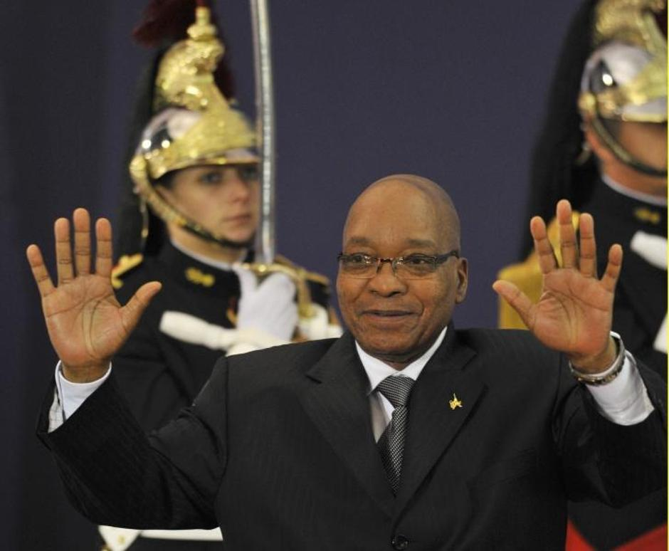 Jacob Zuma | Author: Press Association/PIXSELL