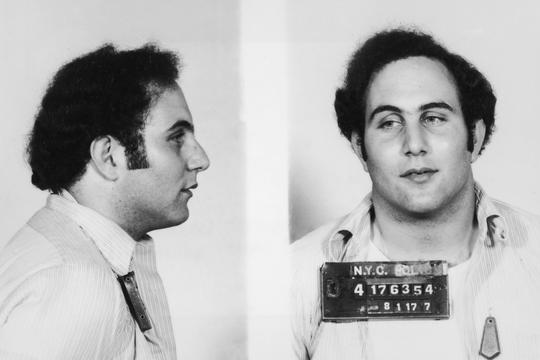 "David Berkowitz ""Son of Sam"""