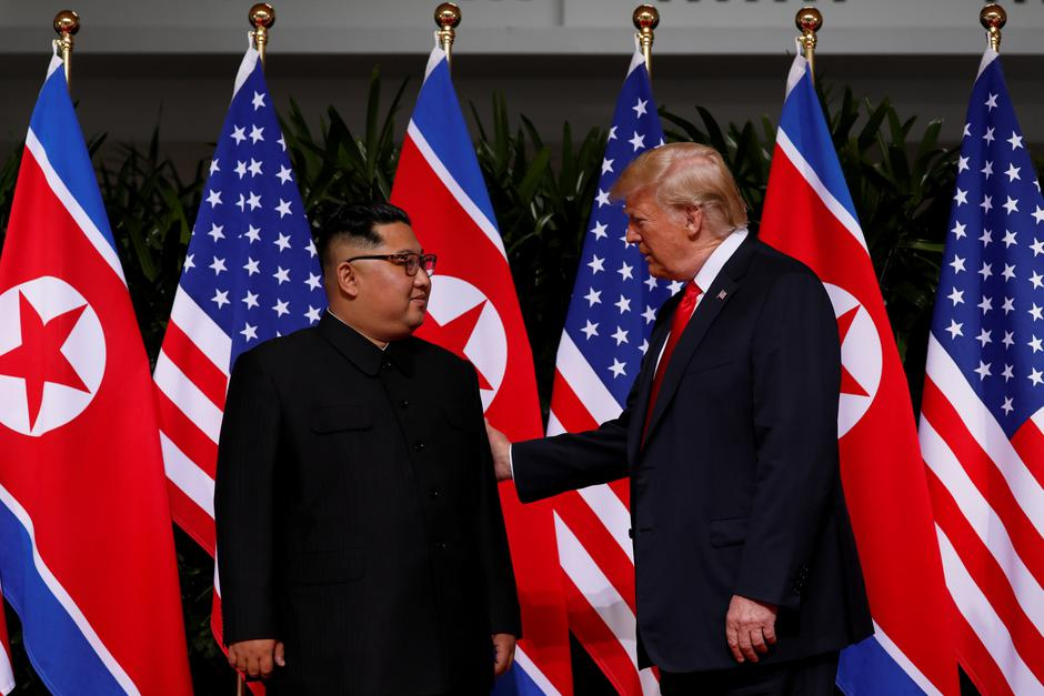 Sastali se Kim Jong Un i Donald Trump | Author: REUTERS