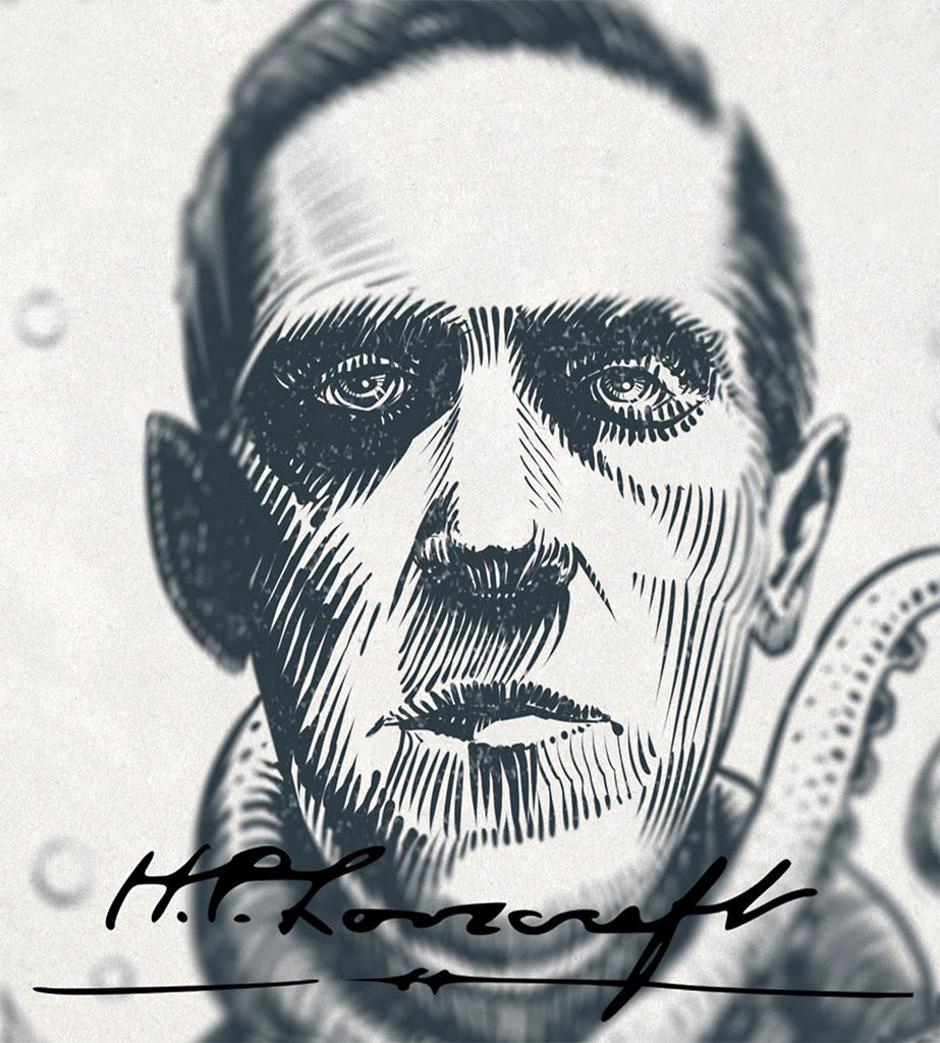 Howard Phillips Lovecraft | Author: Futurilla/ Flickr/ CC BY 2.0