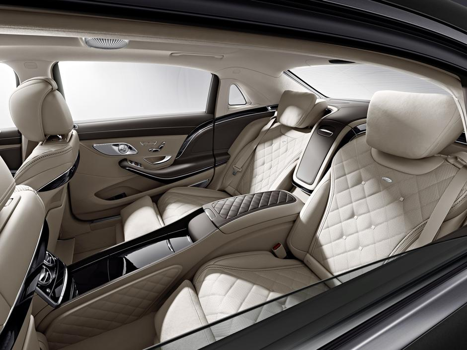 Mercedes S600 Guard | Author: Mercedes Maybach
