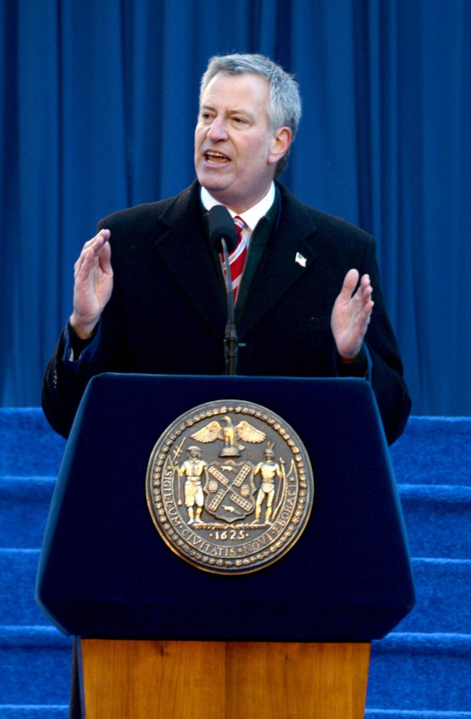 Bill de Blasio | Author: Dennis Van Tine/Press Association/PIXSELL