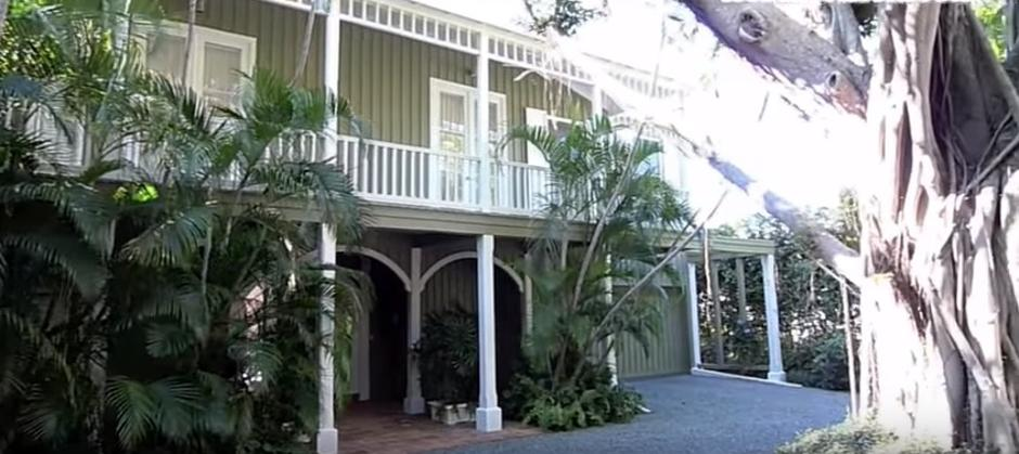 Madoff Florida vila | Author: Screenshot/Youtube