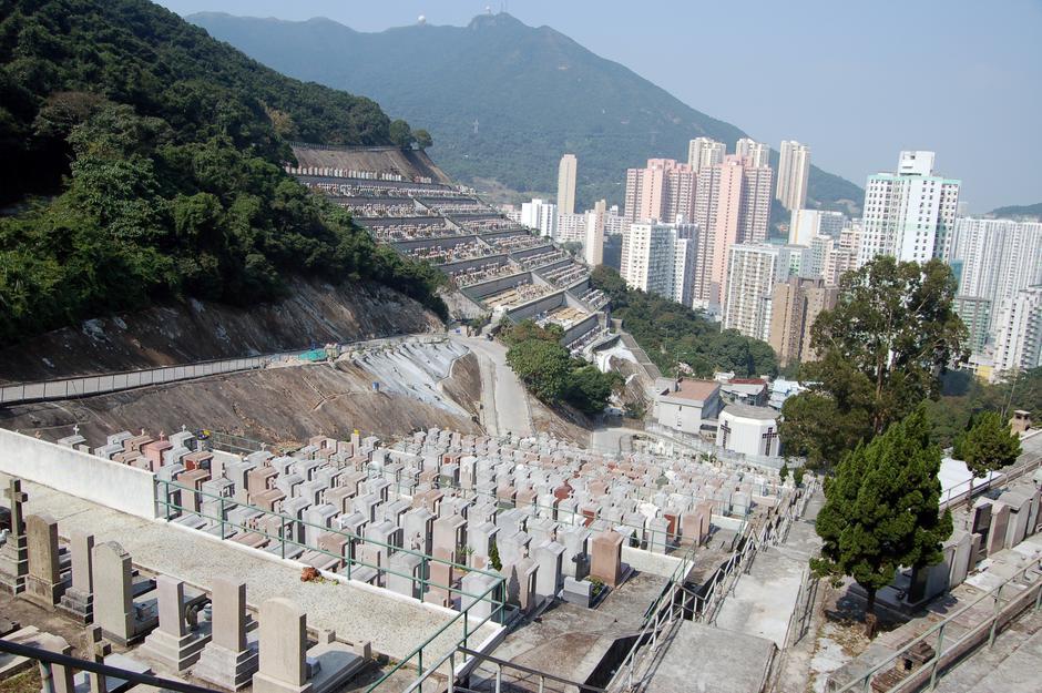 Groblje u Hong Kongu   Author: Rob Young