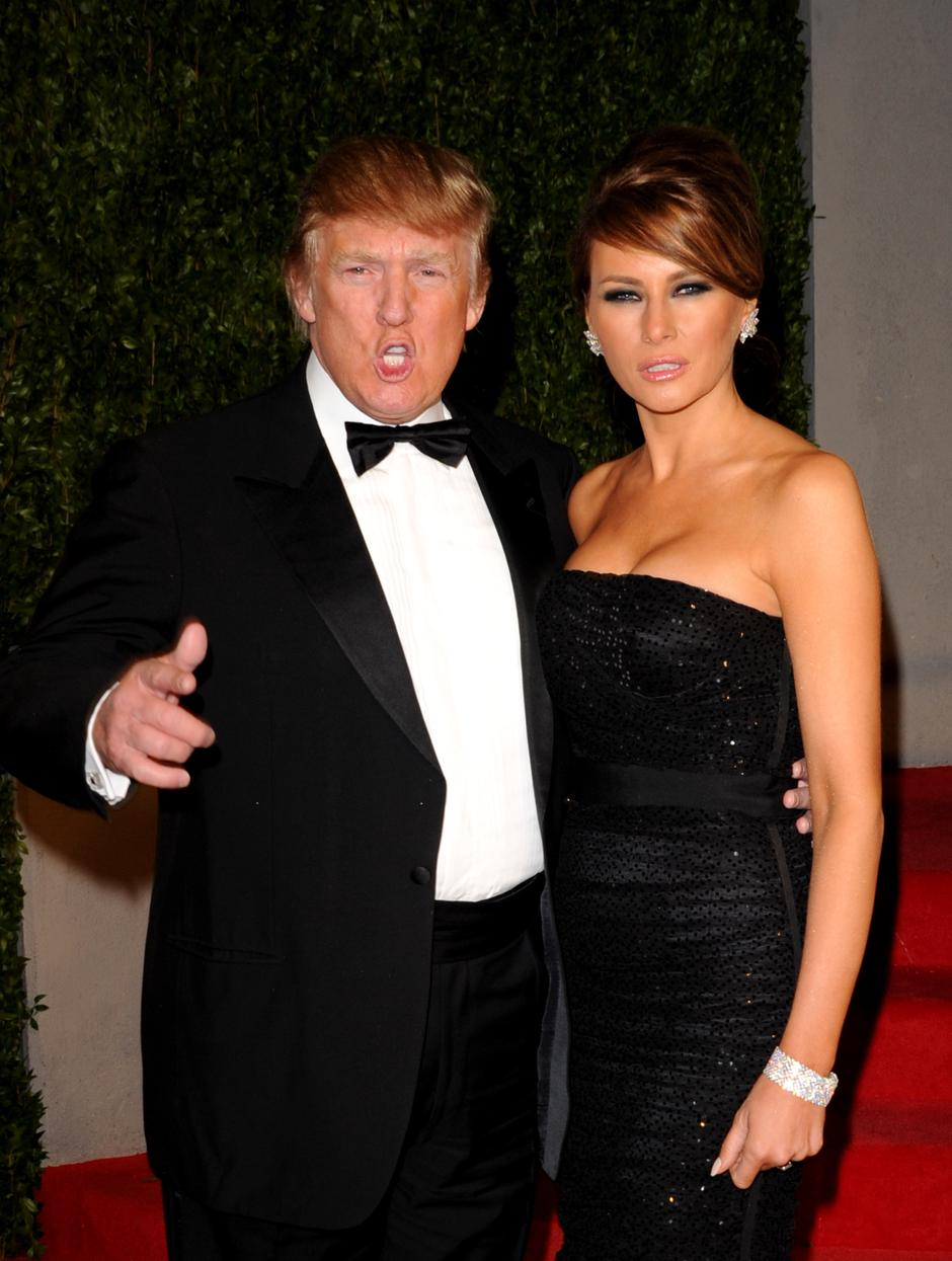 Donald i Melania Trump | Author: Press Association/PIXSELL