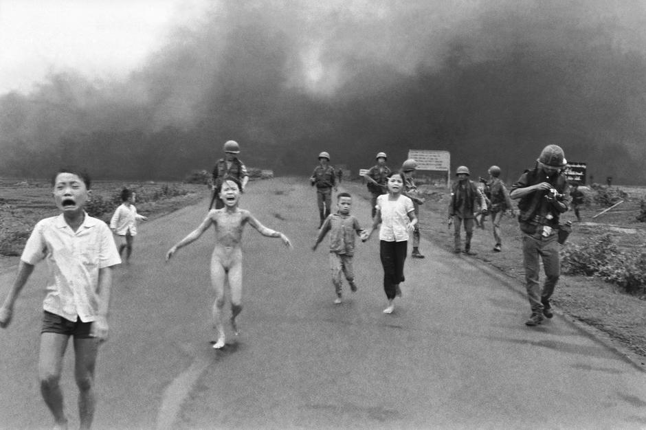 Napalm djevojčica, Vijetnam, 8. lipnja 1972. | Author: Flickr