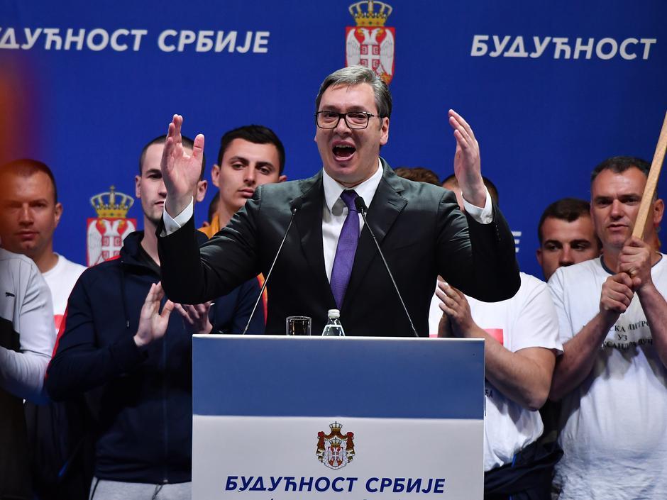 Aleksandar Vučić | Author: Srđan Ilić/PIXSELL