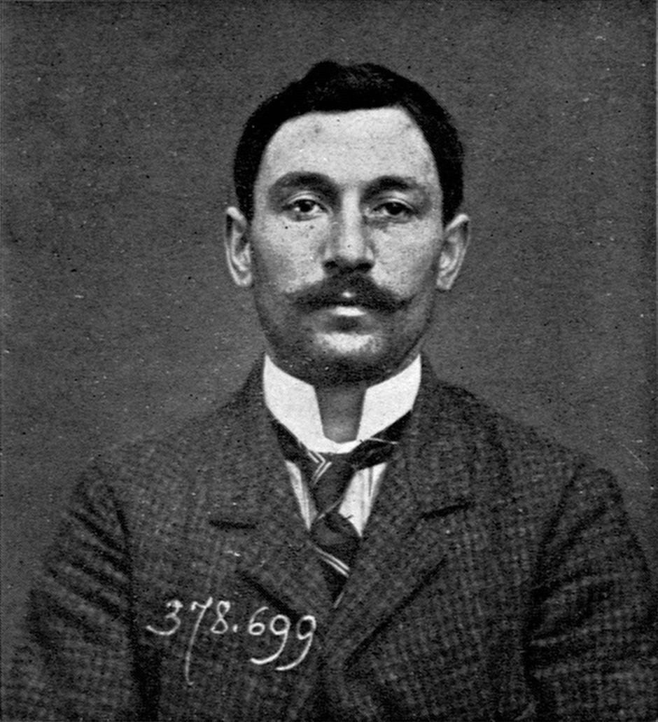 Vincenzo Peruggia | Author: Wikipedia Commons