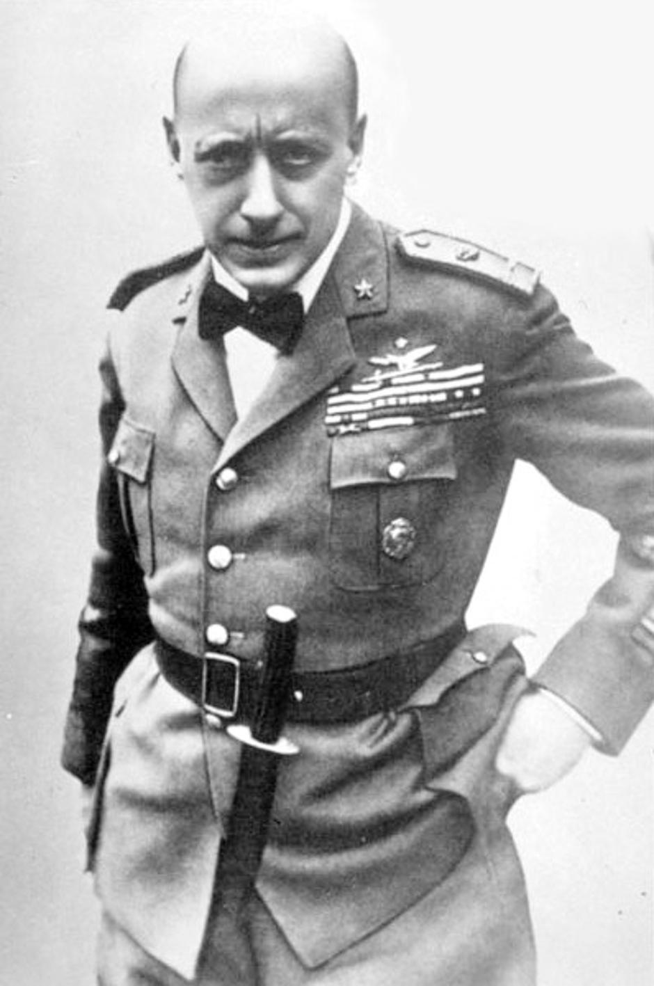 Gabriele D'Annunzio | Author: public domain