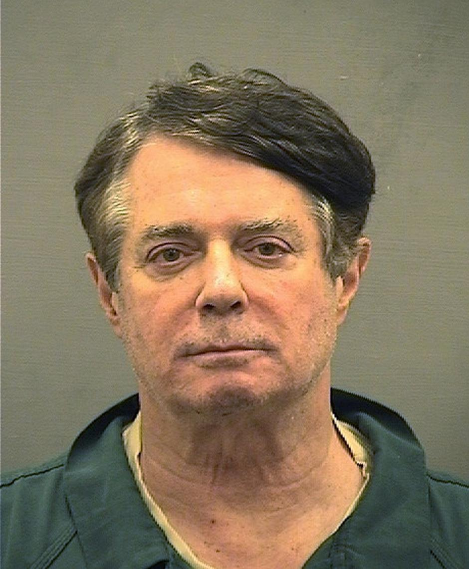 Paul Manafort | Author: Handout/REUTERS/PIXSELL
