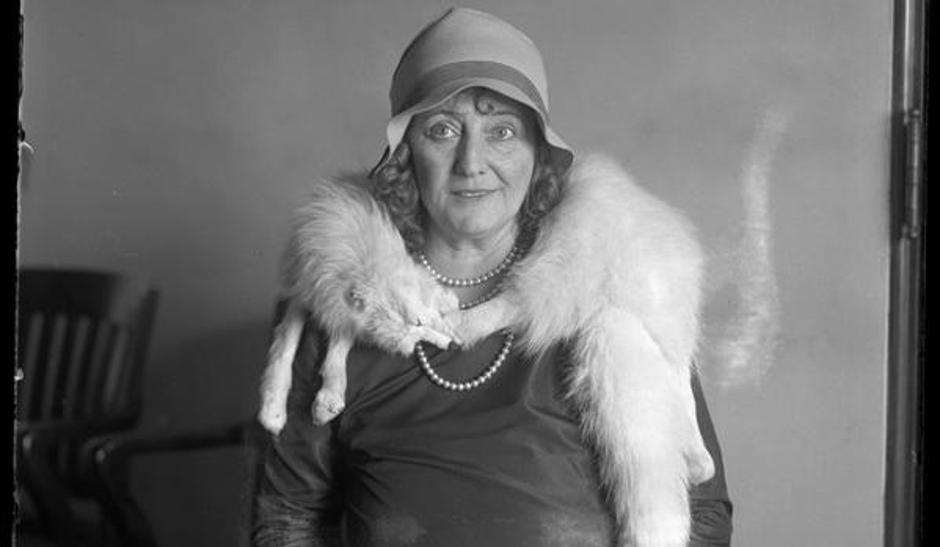 Dolly Oesterreich - žena koja je ljubavnika godinama držala na tavanu | Author: Public Domain