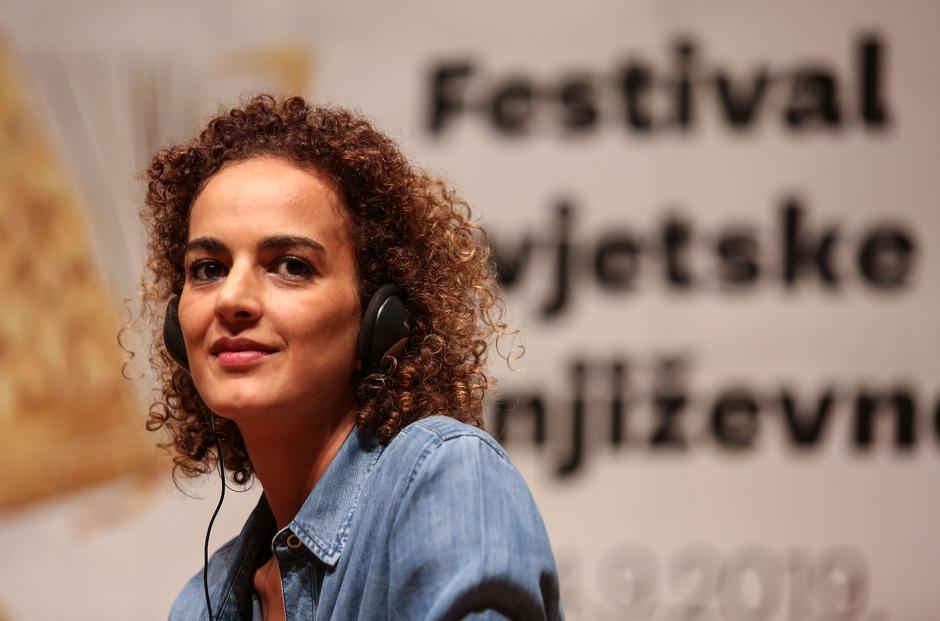 Leïla Slimani | Author: Marin Tironi (PIXSELL)