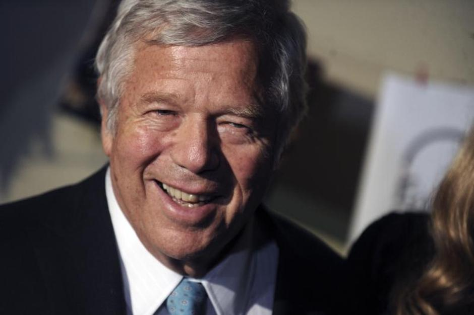 Robert Kraft | Author: DPA/PIXSELL