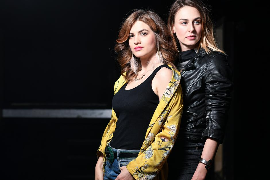 Arija Rizvić i Anđela Ramljak | Author: Sandra Šimunović/Pixsell