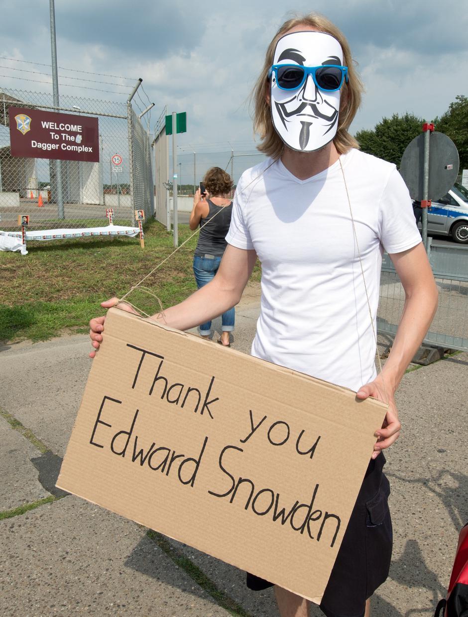 Edward Snowden | Author: Boris Roessler/DPA/PIXSELL