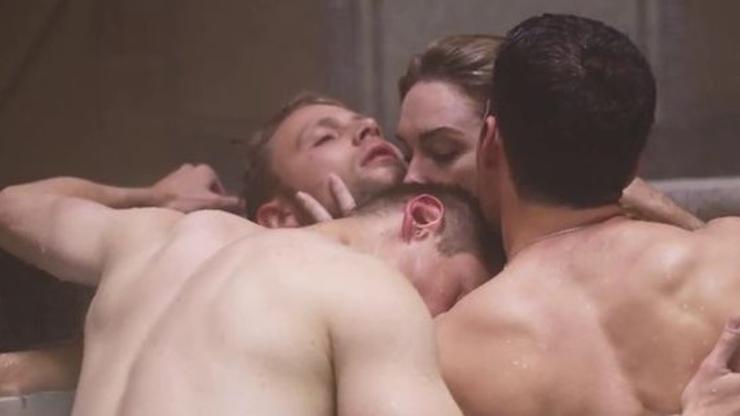 ogroman gay seks