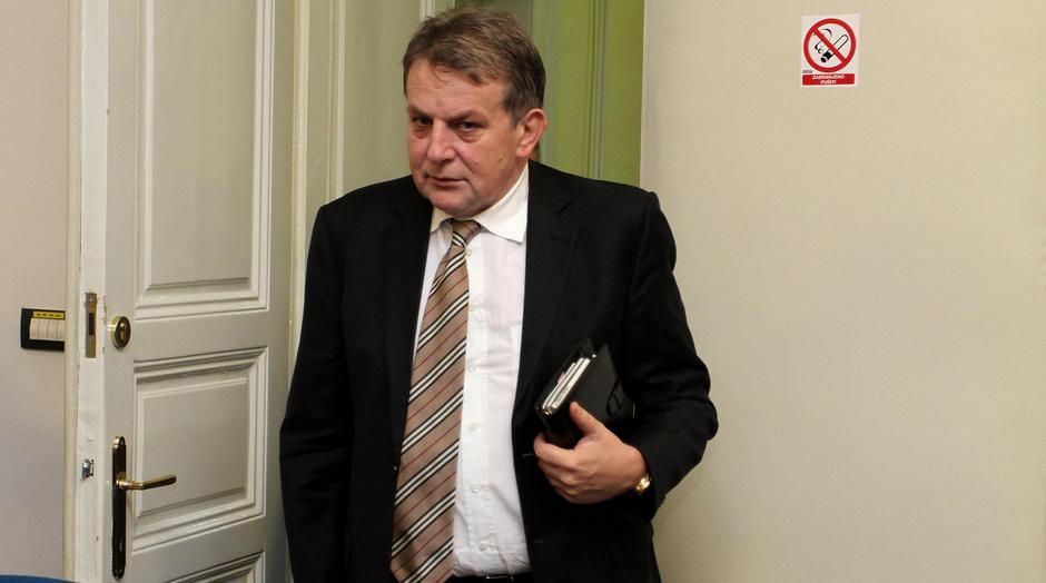 Dubravko Grgić | Author: Anto Magzan (PIXSELL)