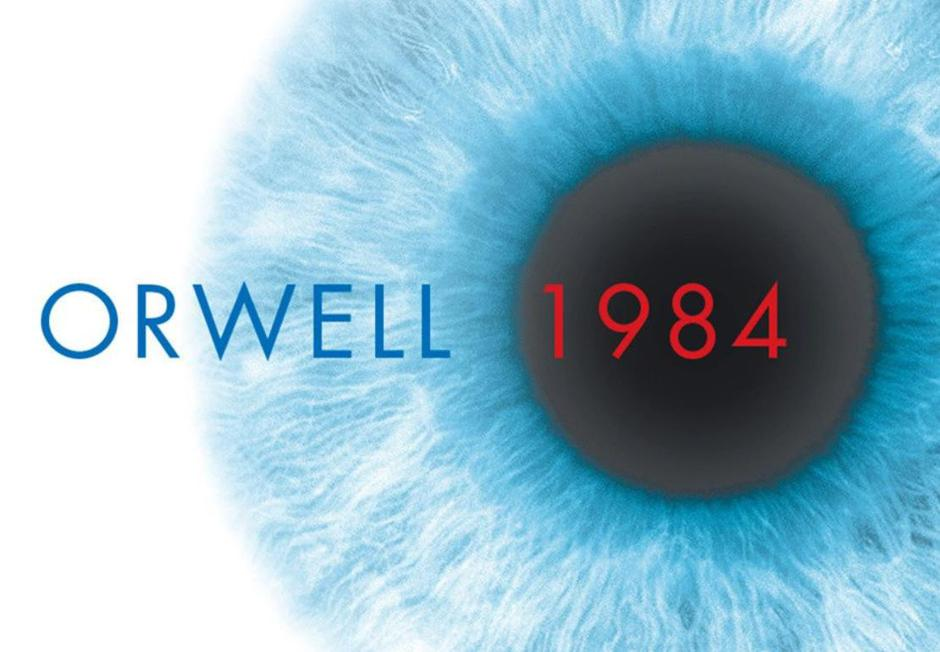 George Orwell 1984 | Author: Screenshot