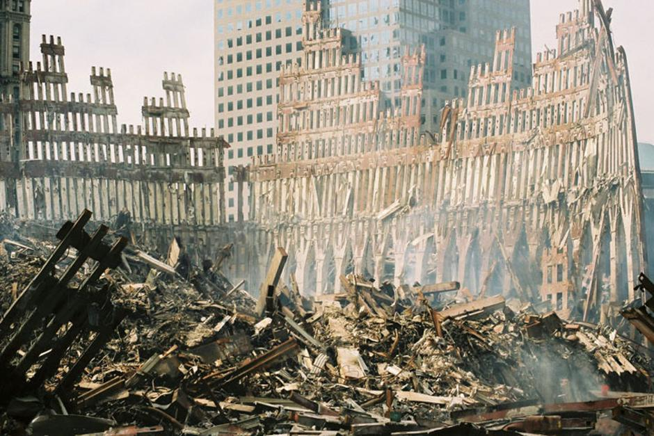 Teroristički napad na WTC u New Yorku - september 11 | Author: Wikimedia Commons